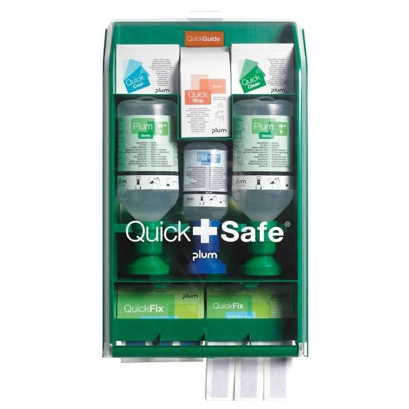 Armario de primeros auxilios de pared QUICKSAFE ST11705
