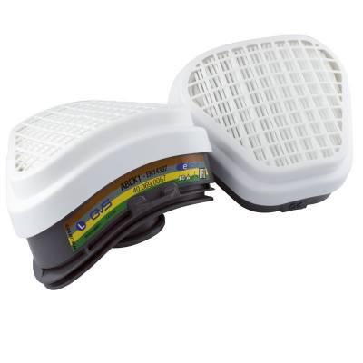 Filtros para mascaras Elipse ABEK1P3 ST33319