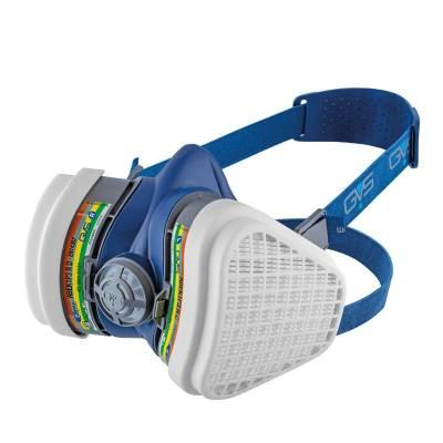 Mascara ultracompacta con filtros ABEK1P3 ST33509