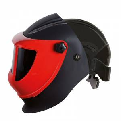 Pantalla de soldar automática con casco SHOCK SHELL ST70691