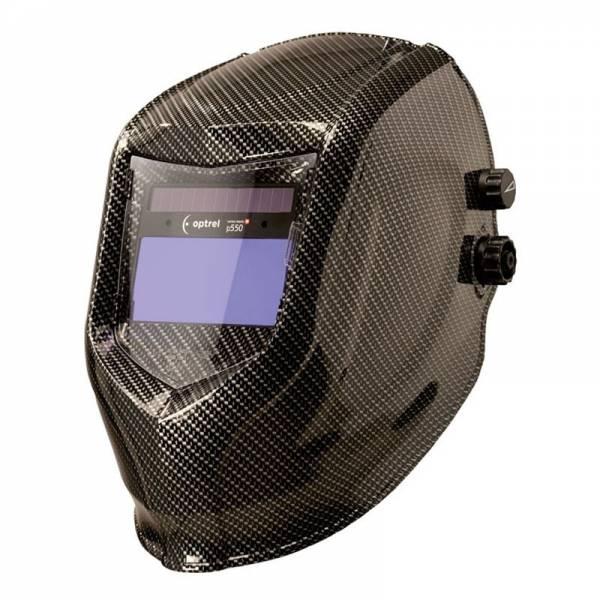OPTREL PRO-550 Pantalla de soldar LCD con área 100x50 ADF ST1007.073