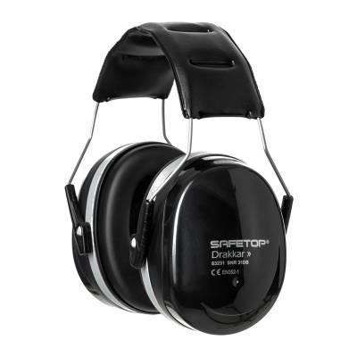 Protector auditivo doble carcasa SNR31db DRAKKAR ST83231