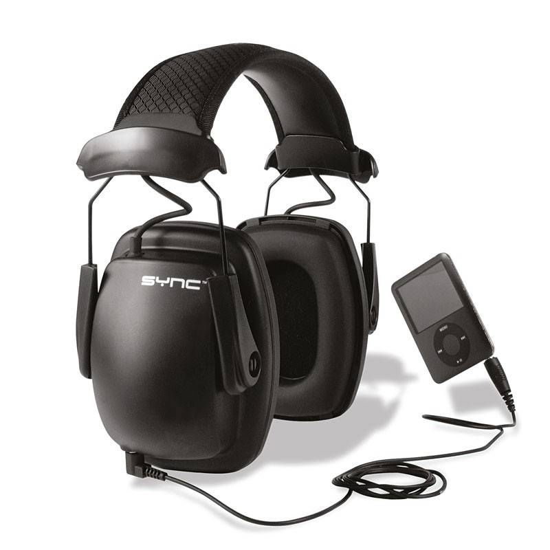 Protector auditivo para dispositivos SYNC STEREO ST82000