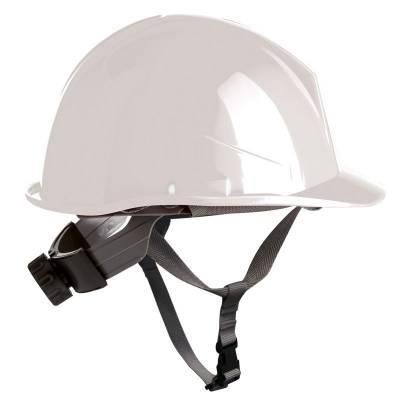 Casco con barboquejo y rosca HDPE ER-Series, EN397 ST80530