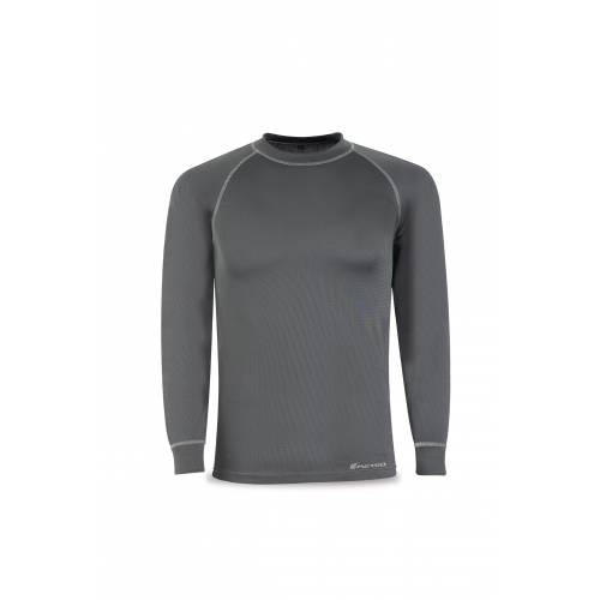 Camiseta Oxford/gris melange MA288-FLS