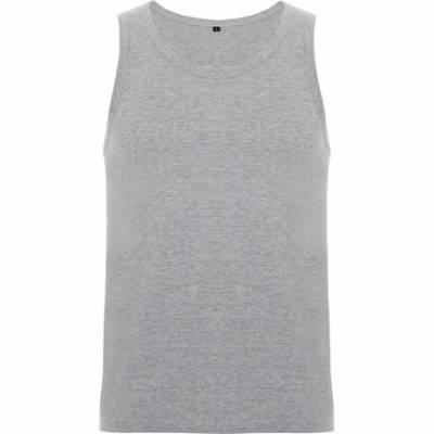 Camiseta de tirantes anchos, corte semientallado GFTEXAS