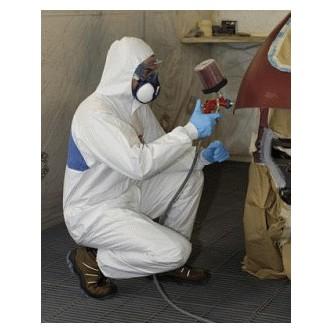 3M 4540 Prenda de protección fitosanitario desechable, tipo 5 y 6.