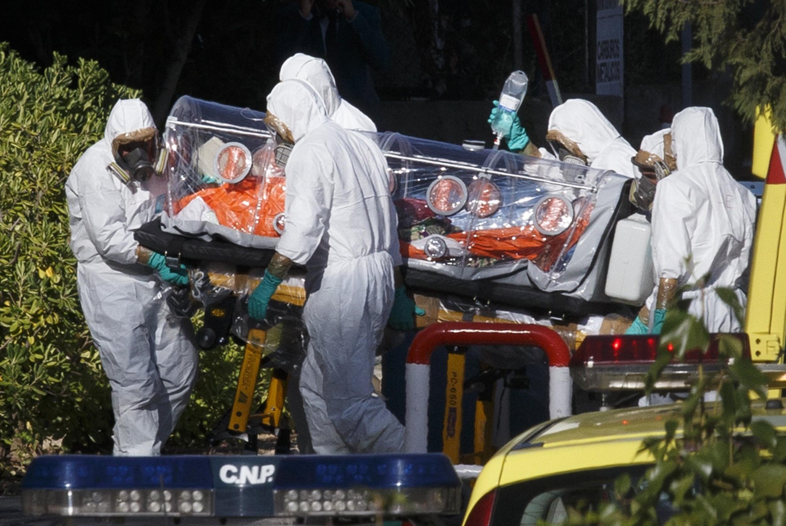 Información sobre el Ébola