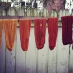 Cómo teñir ropa con éxito