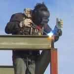 Ropa laboral para soldadores