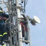 Telecomunicaciones, trabajos en altura