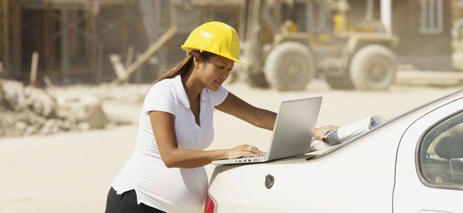 Embarazo, riesgos laborales y prevención