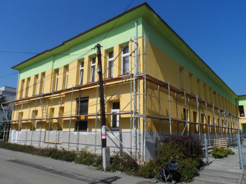 Cerramientos en edificaciones protección en obras