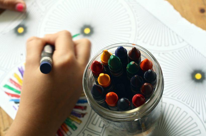 Uniforme de trabajo para colegios y guarderias