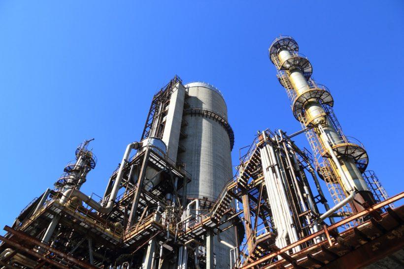 Talcosis, enfermedad de la industria química