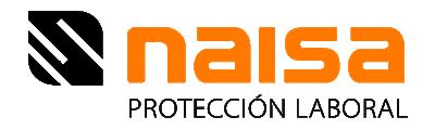 Naisa vestuario laboral y equipos de protección