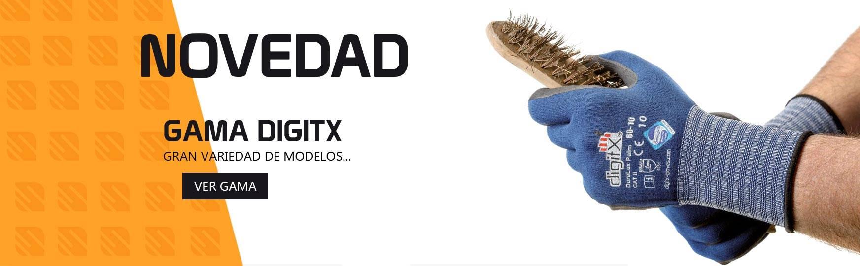 Descuento guantes DIGITX